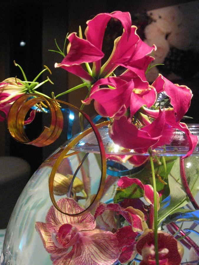 Flowers underwater ivan carlson associates