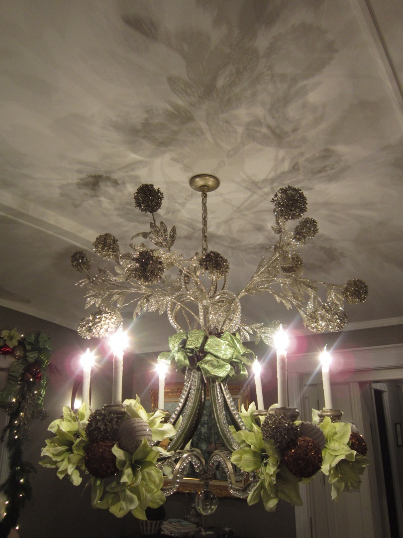 Home for the holidays ivan carlson associates chandelier 3 arubaitofo Choice Image