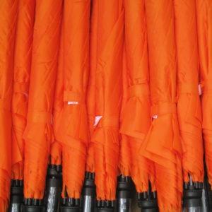 pathway umbrellas orange-300