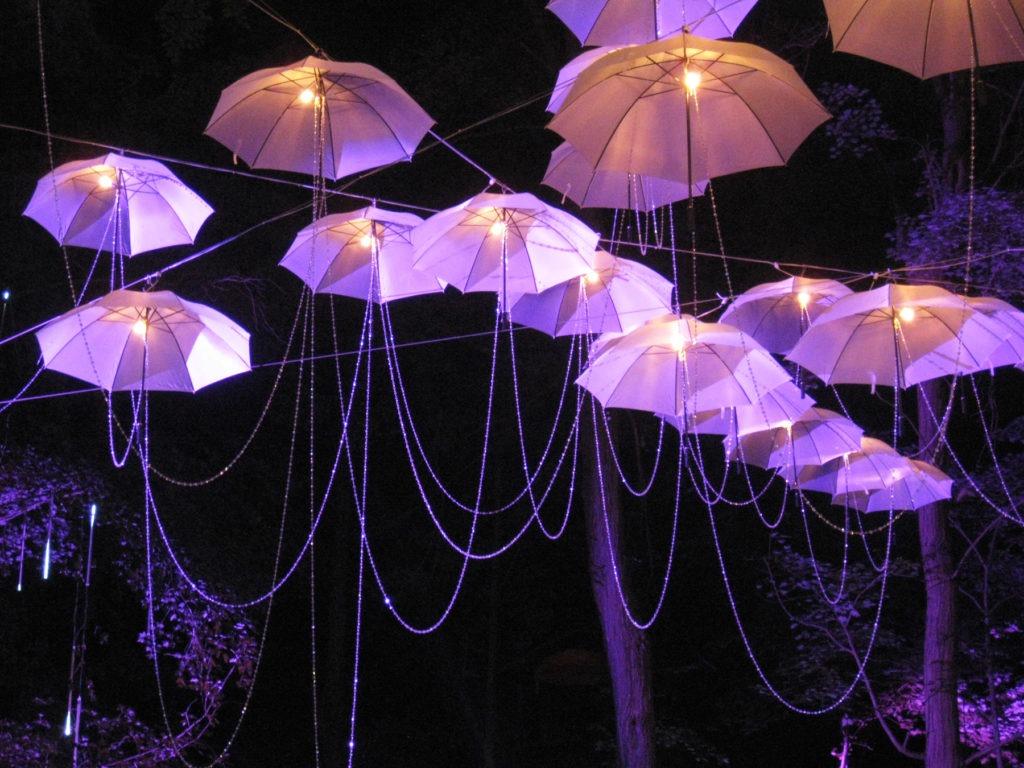 umbrellas at night 4-300