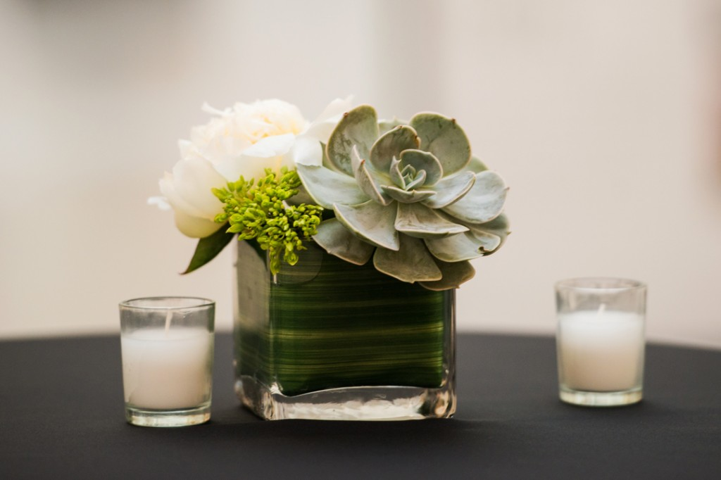 ICA White & Lime floral 5