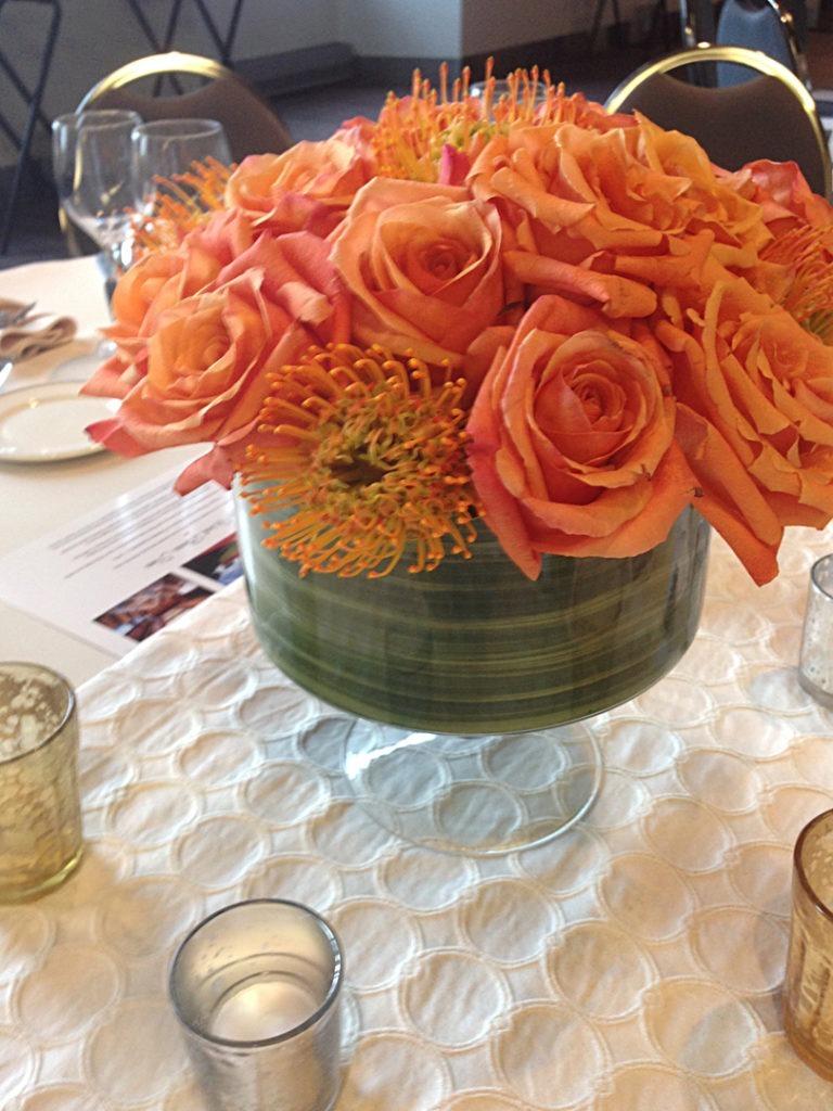 ICA orange floral 3