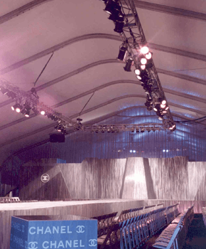 Stage design and production