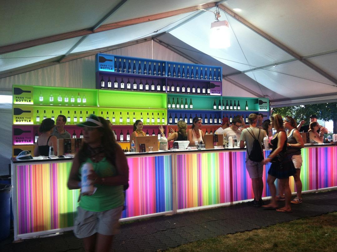 A Lively Lollapalooza Lounge Ivan Carlson Amp Associates